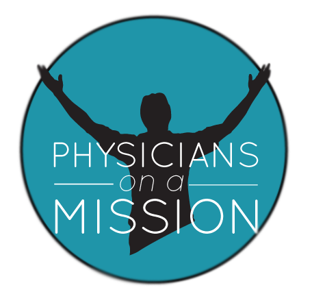 Physicias On A Mission Logo