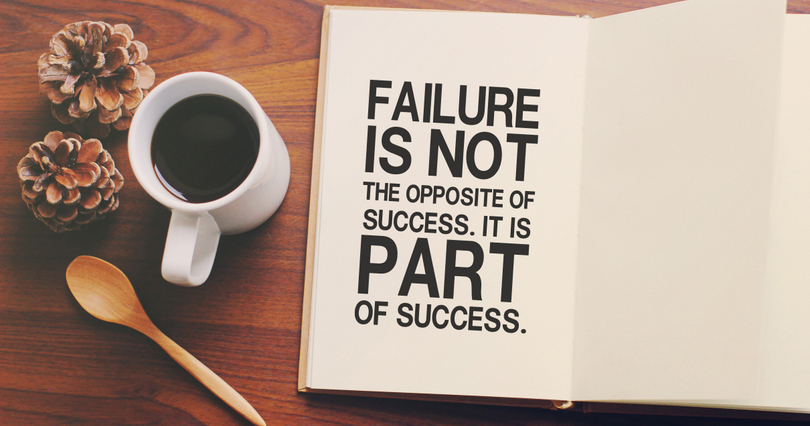 failures help you learn