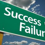 Failure and success are in the same direction